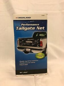 Highland Performance Tailgate Net, Ford, Chevy, Toyota, Nissan, Jeep, GMC
