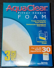 AquaClear 30 Filter Insert Foam Media 3 pack A-1392