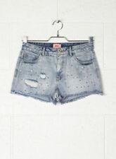 Shorts, bermuda e salopette da donna blu denim taglia M