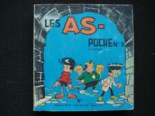 VAILLANT/ PIF /   LES AS   POCHE / N°5 / MAI 1968 //  GREG