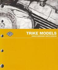 2011 Harley-Davison Trike FLHTCUTG Tri Glide Parts Part Manual Catalog Book New