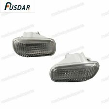 1Pair White Fender Lamp Side marker Lights Fit For HONDA VEZEL / HRV 2014-2018