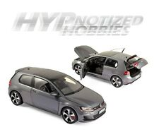 NOREV 1:18 2014 VOLKSWAGEN GOLF GTI DIE-CAST GREY 188518