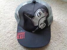 d8434316aa2f4 CAPTAIN MORGAN RUM CANNON BLAST HAT   BASEBALL CAP SKULL CROSSBONES PIRATE  NEW!