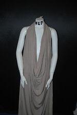 Modal 4 ways Spandex Jersey Premium Knit Fabric Eco-Friendly Heather Mocca 11oz