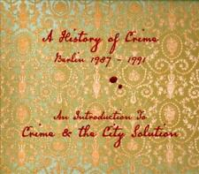 CRIME & THE CITY SOLUTION - A HISTORY OF CRIME, BERLIN 1987-1991: AN INTRODUCTIO