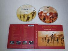 VA/BRAZILECTRO LATIN FLAVOURED CLUB TUNES (AUDIOPHARM 092-70332 DCD) 2CD ALBUM