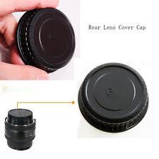 NewBlack Rear Lens Cap Cover for Pentax PK K20D K10D K200D K100 K7 Mount Lens .