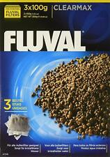 Fluval Clearmax Phosphate Remover Filters, Treats 27 Gal, 3.5 Ounces - 3-Pack