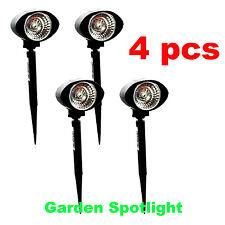 Garden Solar Landscape Spotlight (4 Pcs)