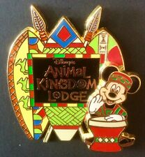 New listing Disney's Animal Kingdom Lodge, featuring Mickey Mouse pin