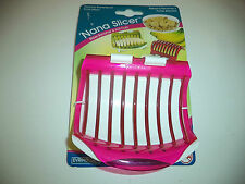 BPA FREE Nana Slicer That Slices Bananas And Soft Fruits