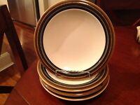 Pfaltzgraff Canyon Ridge Salad/Bread Plates -set of (4)