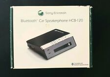 Sony Ericsson Hcb 120 Car bluetooth kit. Complet with all accessories.