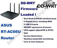 Asus RT-AC66U RT-AC66R Wireless Router dd-wrt VPN Firmware,Can SETUP VPN service