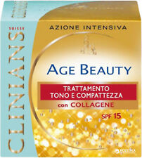 Age Beauty Crema Pelli Mature Trattamento Tono E Compattezza SPF15 50 ml