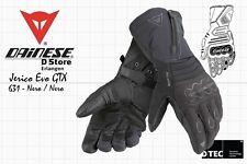 NEW DAINESE GUANTO JERICO EVO GORE-TEX MOTORCYCLE GLOVES BLACK BLACK SIZE XXL