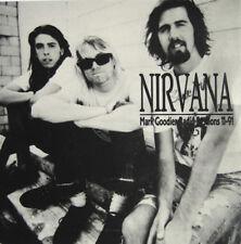 Nirvana, The Mark Goodier Radio Sessions 11-91, NEW* UK 7 inch vinyl single