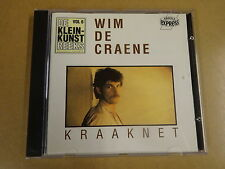 CD ARIOLA EXPRESS / WIM DE CRAENE - KRAAKNET