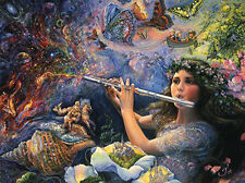 ENCHANTED FLUTE JOSEPHINE WALL POSTER (61x91cm)  PICTURE PRINT NEW ART