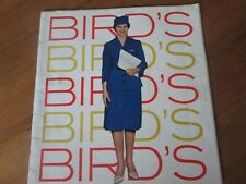 More details for vintage birds custard factory tour brochure 1960's? maybe earlier