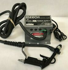 MEECH Model 1070 Static Eliminator with Model #954 Ionizing Air Gun!