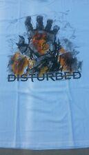 """Perturbado """"Nuevos Colores"""" XXL camiseta blanca. 100% oficial."""