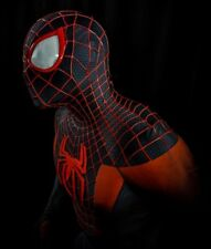 Miles Morales Spider-Man Suit Costume