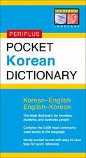 Pocket Korean Dictionary