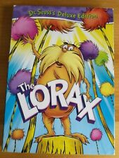 Dr. Seuss - The Lorax (DVD, 2012, Deluxe Edition) cartoon animation WB kids film