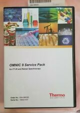 Thermo Scientific - Omnic 9 Service Pack FT-IR and Raman Spectroscopy 834-096000