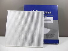 GENUINE HYUNDAI ACCENT HATCH RB SERIES 1.4L & 1.6L PETROLALL MODEL CABIN FILTER