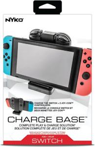 *SALE!* *BRAND NEW* NYKO CHARGE BASE Nintendo Switch Game Joy-Con Free Ship