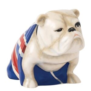 NEW Royal Doulton Jack, the Bulldog No Time To Die Edt. 2020