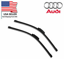"""New Premium OEM Quality 22""""+22"""" Windshield Wiper Blade For Benz Audi A4 S4 A6"""