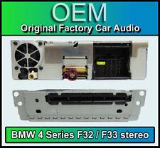 BMW SERIE 4 F32 F33 Lettore CD auto stereo, BMW Professional Voce RADIO BASE