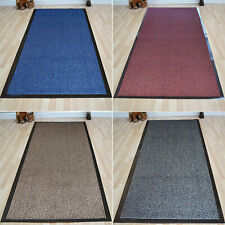 BARRIER MAT SMALL HEAVY LARGE DUTY NONSLIP HALL  RUGS KITCHEN BACK DOOR RUBBER