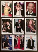 72) Card Complete Set -  Spotlight Tribute 2007 Celebrity Stars Picture Cards