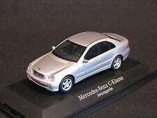 Schuco Mercedes-Benz C-Klasse 1:43 Silver (DV) (JS) Avantgarde