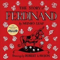 Story of Ferdinand, Paperback by Leaf, Munro; Lawson, Robert (ILT), Brand New...