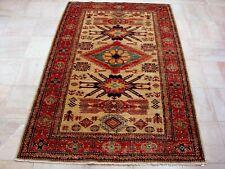 Handmade Rug carpet 4x6 rug Kazak rug