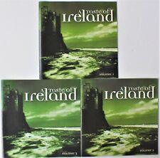 A TASTE OF IRELAND 3 x CD SET.  Excellent.