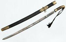 Russian Caucasian Cossack Shashka Sword Caucasian Dagger Kindjal  №12