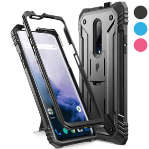 Poetic For OnePlus 7T,7 Pro,7T Pro Kickstand Case,Dual Layer Shockproof Cover