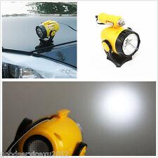 5LED 12V Car Cigarette Lighter Magnetic Emergency Spot Lamp Working Torch Light