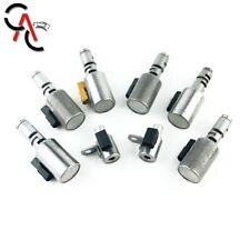 OEM 09G TF-60SN/TF60SN 6-speed Trans Solenoid set 8 pcs For VW Audi Mini 2003-On