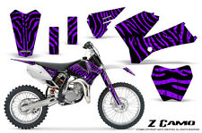 KTM SX85 SX105 2006-2012 GRAPHICS KIT CREATORX DECALS ZCAMO PR