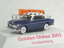 selten: Brekina Volvo 121 Amazon Golden Oldies Wettenberg 2003 OVP