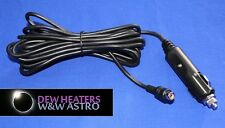 W&W Astro Dew heater power supply cable