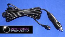 W&w astro Calentador de Rocío cable de fuente de alimentación